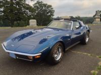 1971 Corvette Coupe 350/270H.P.Automatic, A.C. Power