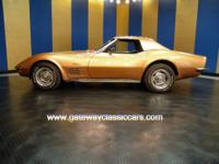 1971 Corvette Convertible for sale! This is an original
