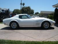 1971 Chevrolet Corvette LS-5 Coupe. This car was a