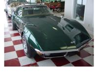 1971 Chevrolet Corvette Stingray For Sale In Lincoln,