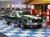 1971 Chevrolet El Camino SS350 (clone) painted in