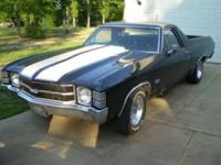 1971 Chevrolet El Camino SS Classic Truck This is a