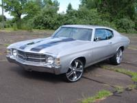 1971 Chevrolet Malibu. 1971 Chevrolet Malibu dressed as