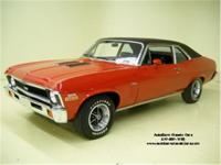 Stk. 1515 1971 Chevrolet Nova Wanna go cruisin' but