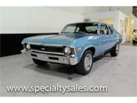 This 1971 Chevrolet Nova (Stock # B1726) is available