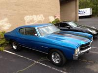 1971 Chevy Chevelle Malibu 400. Completely restored 5