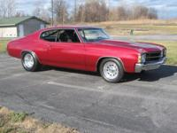 1971 Chevy Chevelle for sale (IL) - $28,500 '71