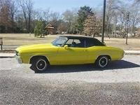 1971 Chevy Chevelle SS Convertible for sale (AL) -