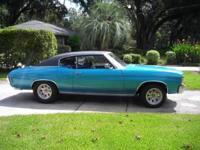 1971 Chevy Malibu for sale (FL) - $21,000. 1971 Chevy