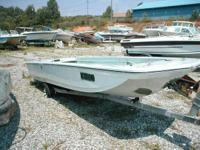 1971 Chrysler 14 Stick Steer Fishing Boat Stick Steer