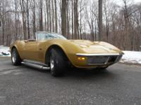 You are viewing a rare and beautiful 1971 Corvette