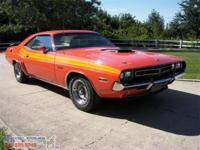 1971 VIDEO TEST DRIVE: '71 Challenger R/T 440 SIX PACK,