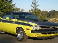 1971 CHALLENGER T/A REPLICA - 360 MP create short block