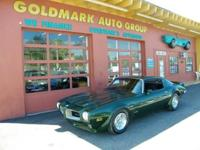 1971 Pontiac Firebird Solution 400 $19,995.00 Turn