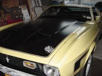 1971 Ford Boss 351 C Mustang 351C Cleveland with ~