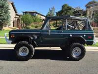 1971 Ford Early Bronco for sale (CO)-$19,900 Here is a