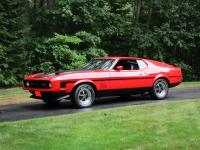 1971 Ford Mustang  This is a multi-show award winning