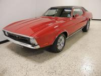 1971 Mustang Grande. 351ci V8 engine, automatic
