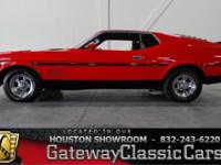 Stock #198HOU Here in the Houston Showroom we have this