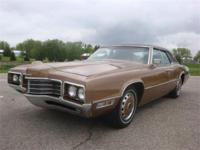 1971 Ford Thunderbird Four Door Landau - Medium Brown