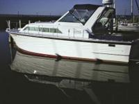1971 Hatteras 31 Coastal Cruiser,Totally redone