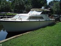- Stock #78900 - Classic Hatteras!! This is the boat