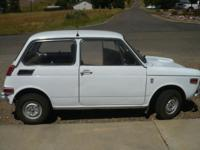 1971 Honda N600, runs and drives and is in pretty good