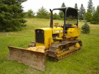 1970 John Deere 350 Dozer. Model 350 dozer for sale - 6