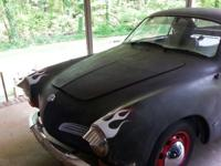 i have a 1971 karmann ghia for sale good running cool