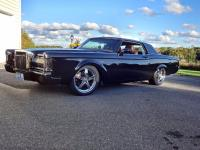 1971 Lincoln Restomod. 460 automatic, Fuel injection,