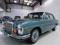 1971 Mercedes-Benz 200-Series 280SEL  HIGHLIGHTS KNOWN