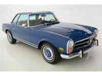 1971 MERCEDES BENZ 280 SL THIS 280SL COMES TO US FROM A