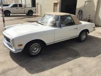 1971 280 SL Pagoda, Mercedes-Benz. Automatic.7,794