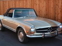 1971 Mercedes-Benz SL-Class  Incredible condition and