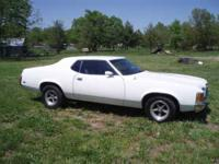 1971 Mercury Cougar This car has been completely