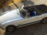 1971 MGB Convertible Pickup For Sale in Palm Desert,