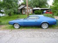 I have for sale a 71 mustang that would be a great