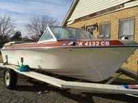 I have a 1970 Newman ski boat with 140 hp engine for
