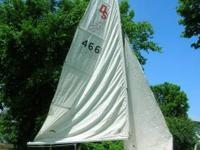 1971 O'Day daysailer 17' with trailer. Good condition,