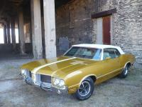 1971 Oldsmobile 442 Convertible SURVIVOR original paint