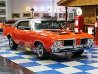 1971 Oldsmobile Cutlass Supreme 442 (Tribute) powered