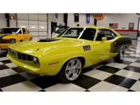 This Cuda will absolutely take your breath away. The