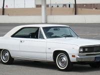 1971 Plymouth Valiant Scamp Hardtop Chassis