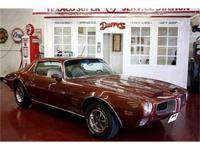 VERY RARE NUMBERS MATCHING FORMULA 4 1971 Pontiac