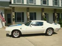 You are looking at nice driving Trans Am clone. The car
