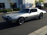 1971 Pontiac formula 455ci matching number factory 325