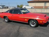 1971 PONTIAC GTO  Up for consignment is this 1971 GTO.