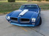 This '71 Trans Am is UNRESTORED with 27,057 miles and