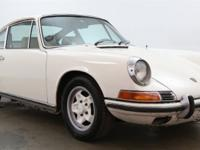 The excellent original 1971 Porsche 911T Coupe shown