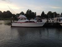 Great liveaboard - Sport Fisher - Out riggers